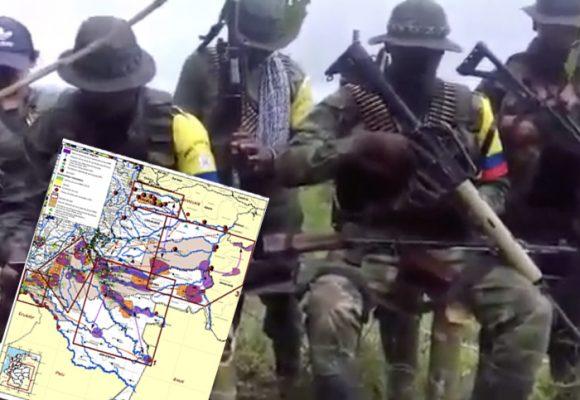 La retoma del sur de Colombia por las disidencias de las Farc