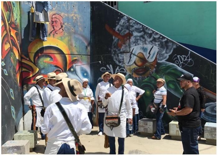 Las comunas de Medellín: de trincheras de guerra a destinos turísticos