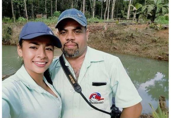 La última conversación del periodista nicaragüense con su esposa antes del dramático asesinato