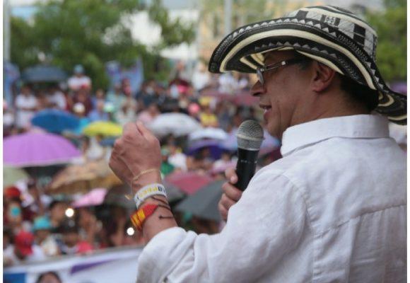 ¿Quiénes estuvieron detrás de la gran manifestación de Petro en Córdoba, el rancho de los 'Ñoños'?