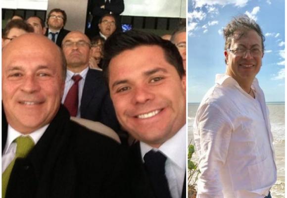 Petro y Luis Carlos Vélez se vuelven a enfrentar