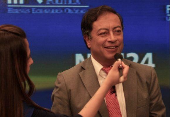[FOTOS]: Lo que no se vio en el debate presidencial de RCN