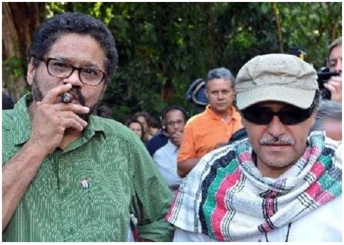¿Por qué Santrich pesa tanto en las Farc, y es tan cercano a Iván Márquez?