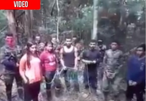 VIDEO: De regreso a la pesadilla del secuestro en Colombia