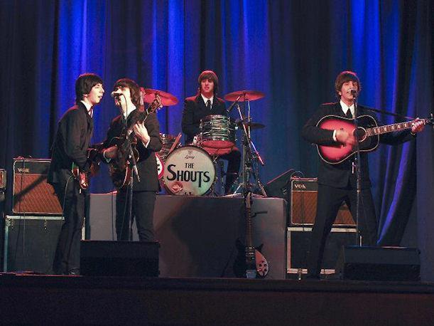 Los Beatles estuvieron en Bogotá por más de dos horas
