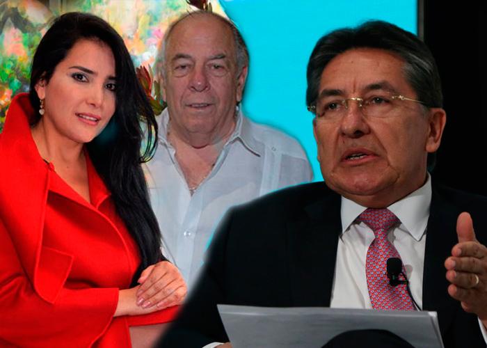 Con Aida Merlano, la protegida de los Gerlein, se destapa el anunciado fraude electoral por el fiscal Martínez