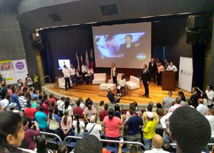 """""""Para los candidatos los 'discapacitados' somos una población de tercera"""""""