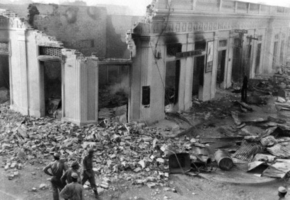 ¿El asalto comunista en abril de 1948?