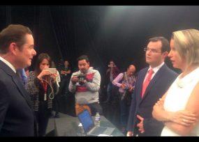Vargas Lleras y las quejas a Gurisatti por el debate en RCN