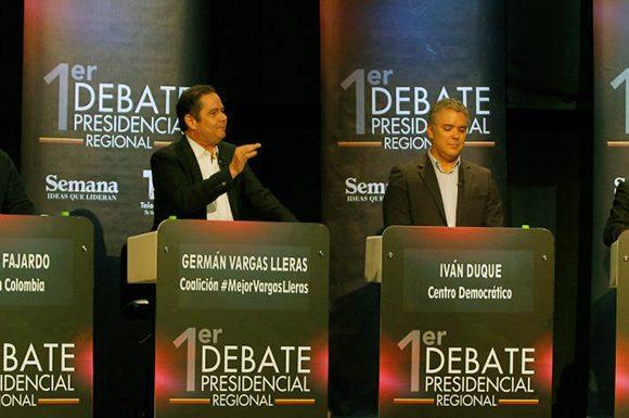 Resultado del debate presidencial en emoticones