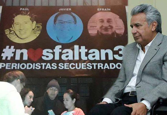La cadena de errores del Gobierno ecuatoriano que llevó a la muerte de tres periodistas