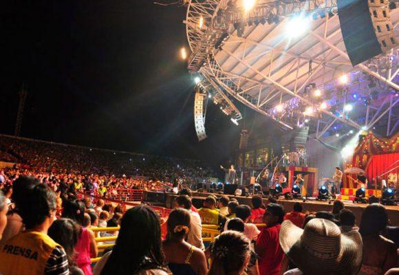 Empezó el Festival Vallenato