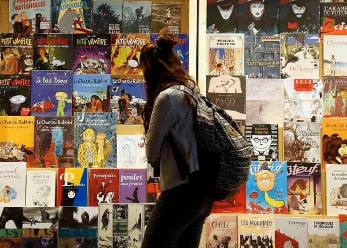 De ferias, libros y campañas de lectura