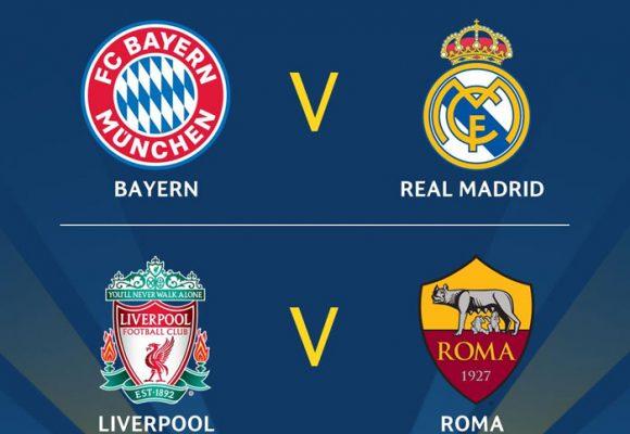 Champions League: estadísticas, predicciones y otras nimiedades