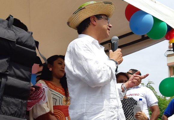 """""""Nunca antes la izquierda colombiana había estado tan cerca del poder"""""""