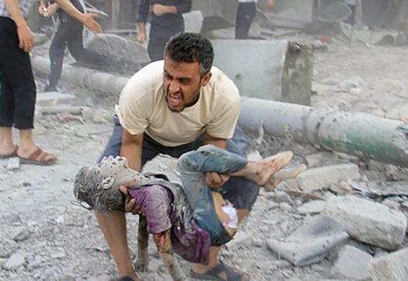 Siria o la intensificación de la nueva Guerra Fría