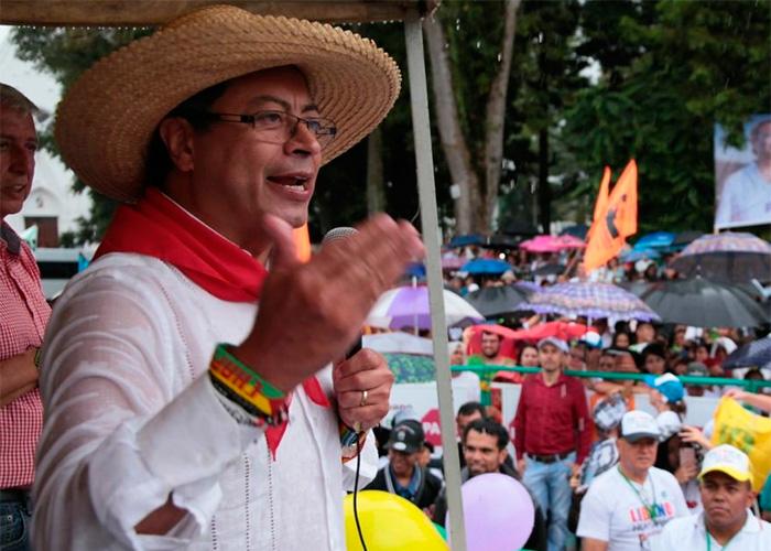Petro no expropiará tierras, ni empresas ni apartamentos