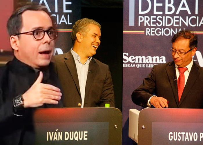 Reaparece J.J. Rendón, metiendo mano en la campaña presidencial. Video