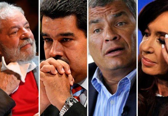 La corrupción en la izquierda latinoamericana