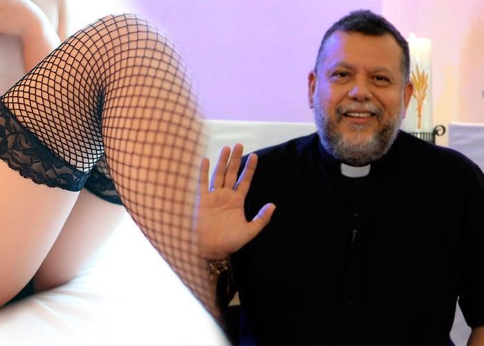El padre Linero y la tentación de la carne