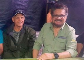 Iván Márquez se refugia en Zona Veredal de El Pato junto al Paisa