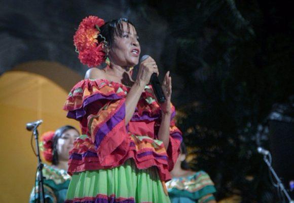 Martina Camargo, la tradición de un río