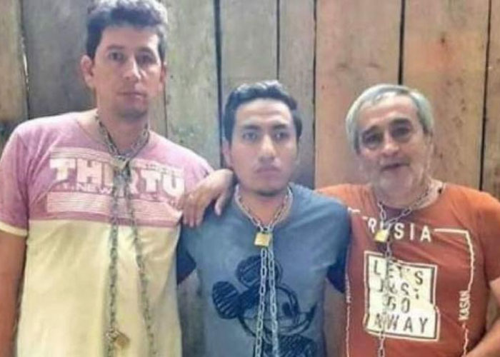 A quiénes les importan los tres periodistas asesinados