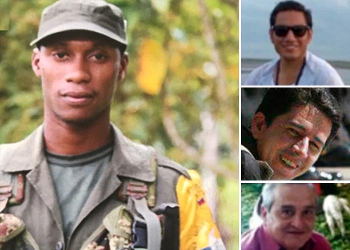 ¿Quién es el disidente de las Farc que se llevó a los tres periodistas ecuatorianos que habrían muerto?