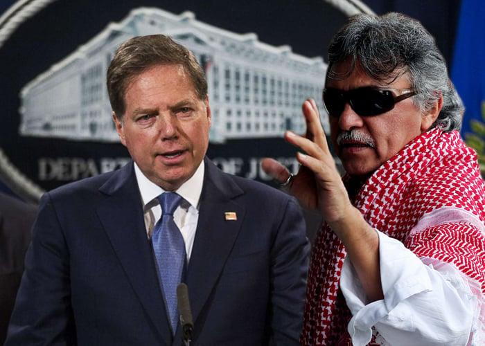 El juez, ficha de Trump, que ordenó la captura contra Santrich