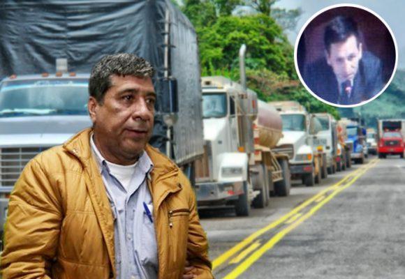 Pedro Aguilar el multimillonario camionero que arrodilló a Colombia