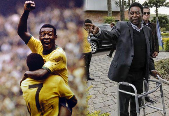 Las enfermedades que están matando a Pelé