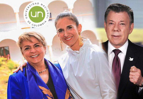 El dedazo Presidencial que puso a la impopular Dolly Montoya en la rectoría de La Nacional