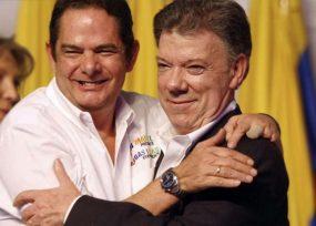 Santos destapó sus cartas: La U se va con Vargas Lleras