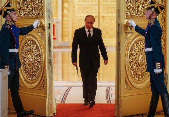 Vladimir Putin en las reminiscencias zaristas