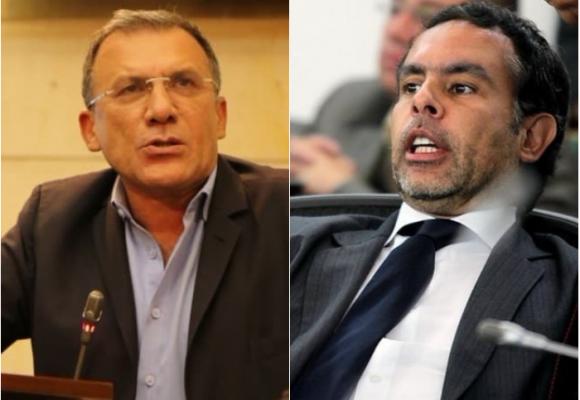 Roy Barreras y Armando Benedetti, el espejo de lo que no podemos ser