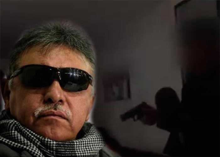 VIDEO: Así capturó el CTI de la Fiscalía a Jesús Santrich