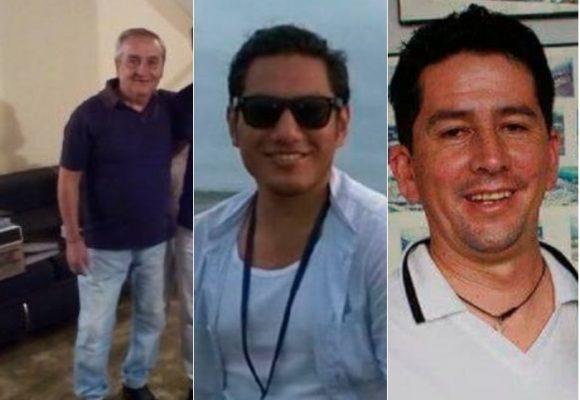 Segarrita, Javier y Paul, los tres queridos reporteros a quienes se tragó la frontera caliente