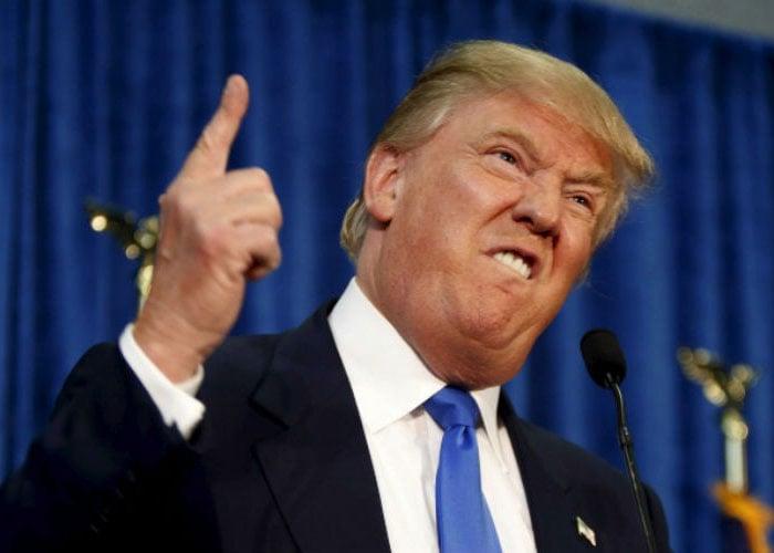 Donald Trump: el showman