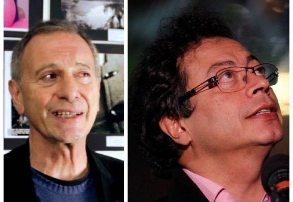 Ángel Beccassino, el publicista de Petro al que ya nadie escucha