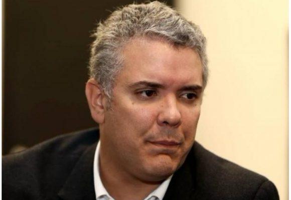 Sobre-bomba en la sede del Centro Democrático: denuncia de Iván Duque