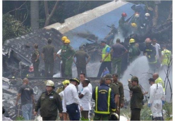 Tragedia en Cuba: mueren 110 y sobreviven 3
