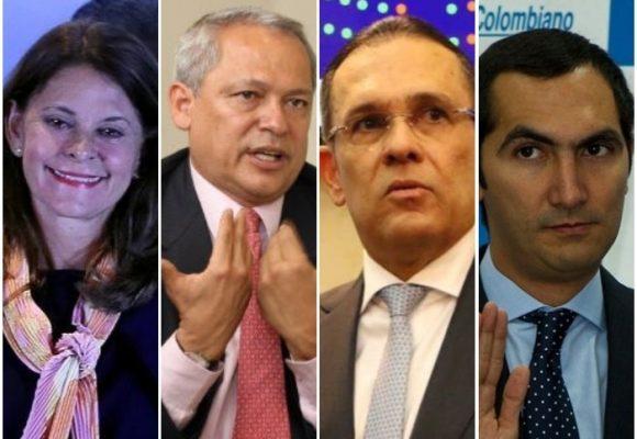 La venia de los conservadores santistas a Marta Lucía Ramírez