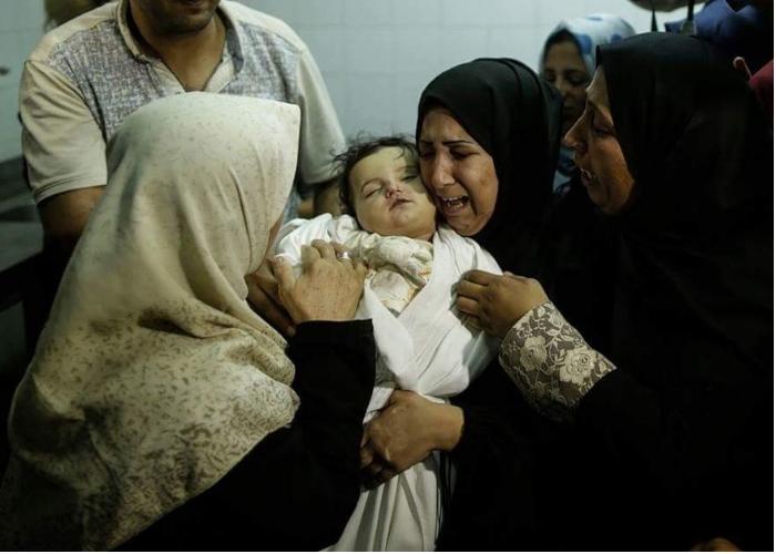 Las imágenes del horror en Palestina: Fotos y Video