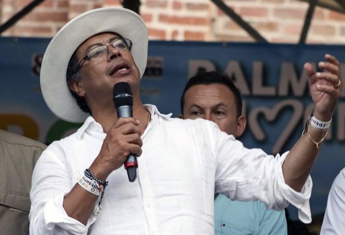 A los colombianos no nos da miedo Petro