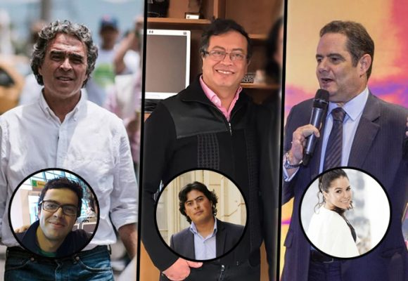 ¿Qué hacen los hijos de los candidatos en sus campañas?
