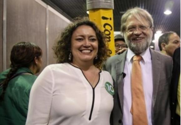 Los Verdes, entre Petro y el voto en blanco