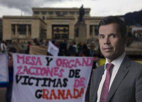 Cachetada del gobierno Santos a 65 organizaciones de víctimas