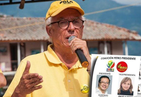 ¿Por qué Jorge Enrique Robledo nunca votaría por Gustavo Petro?