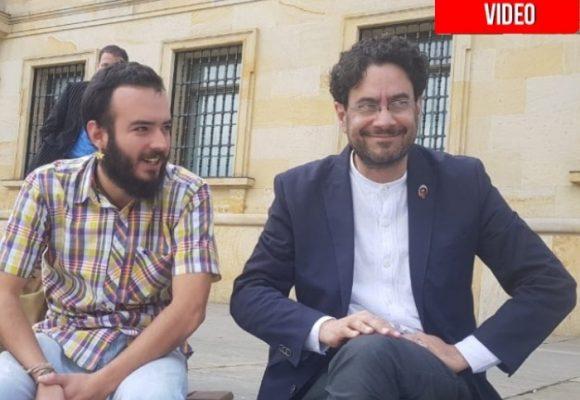 """""""El Polo no puede vacilar. Yo estoy decidido por Petro"""": Iván Cepeda"""