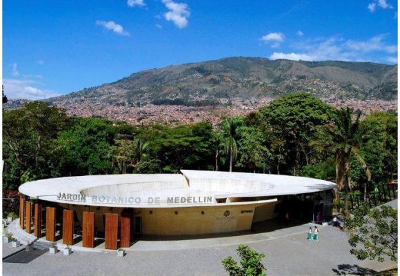 Los $1.400 millones con que los paisas le apuestan al Jardín Botánico de Medellín